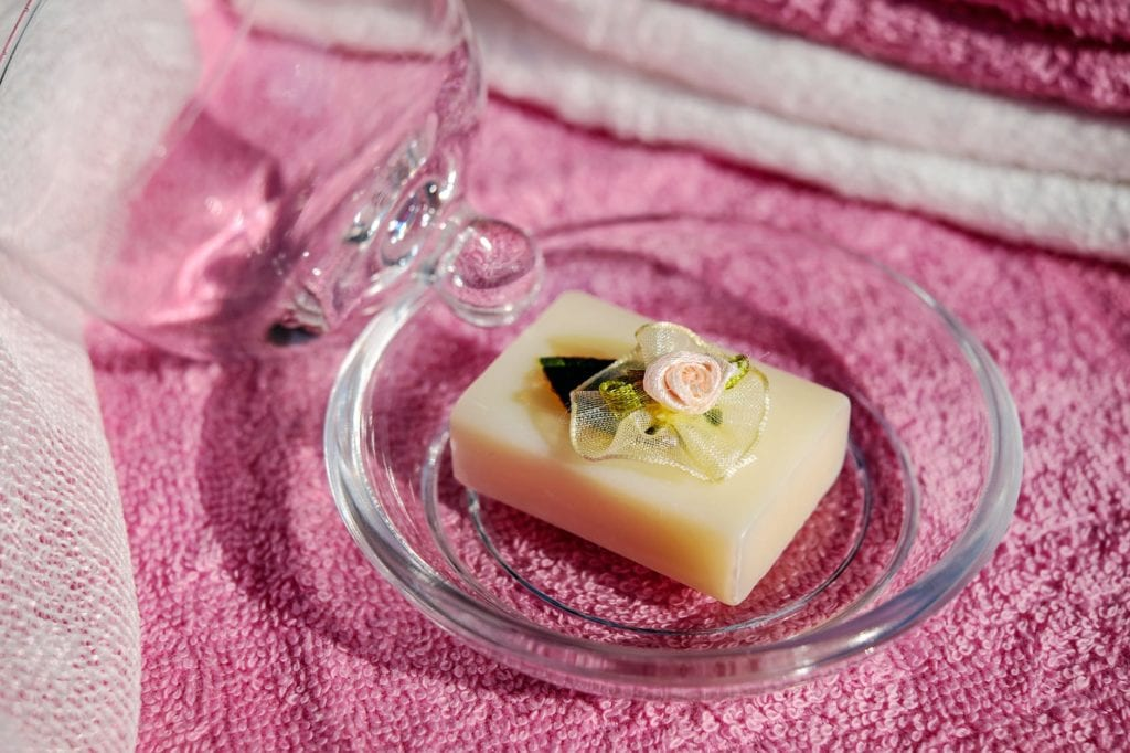 How To Make A Baby Soap At Home